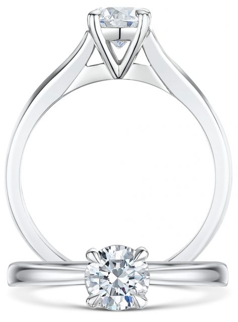 Honour Brilliant Cut Diamond Ring