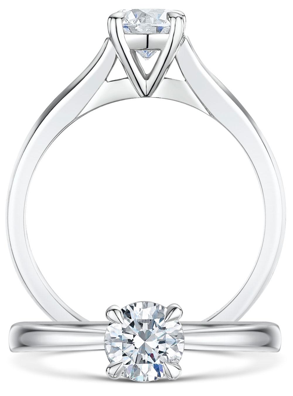Honour Brilliant Cut Diamond Ring