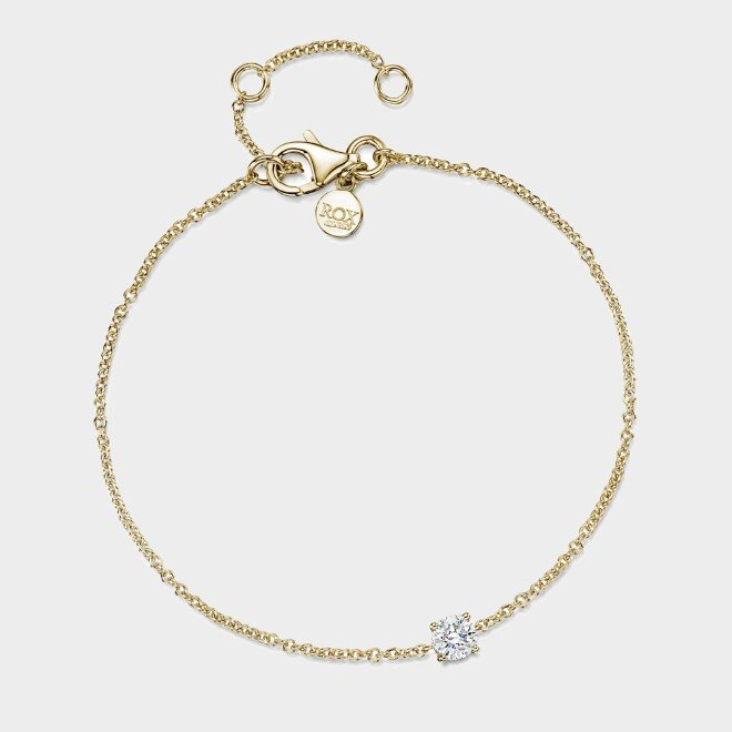 ROX Diamond Solitaire Bracelet 0.25cts