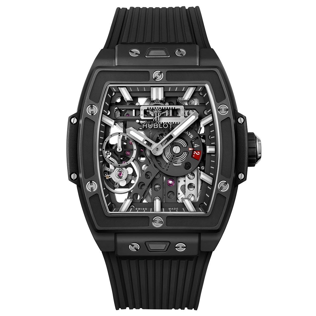 Hublot Spirit of Big Bang Meca-10 Black Magic 45mm Watch