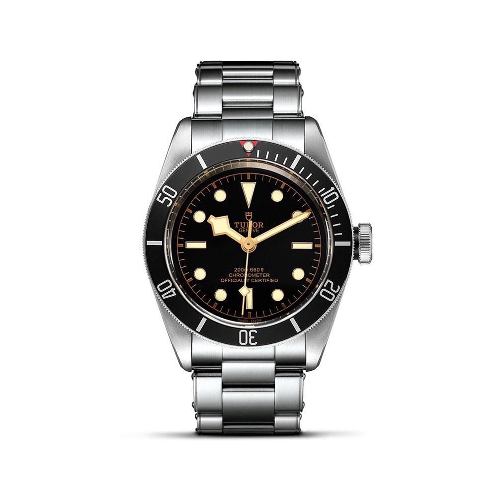 TUDOR Black Bay Bracelet Watch