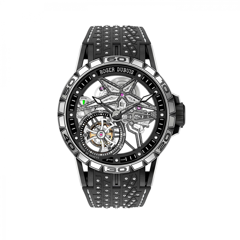 Roger Dubuis Excalibur Spider Tourbillon Watch