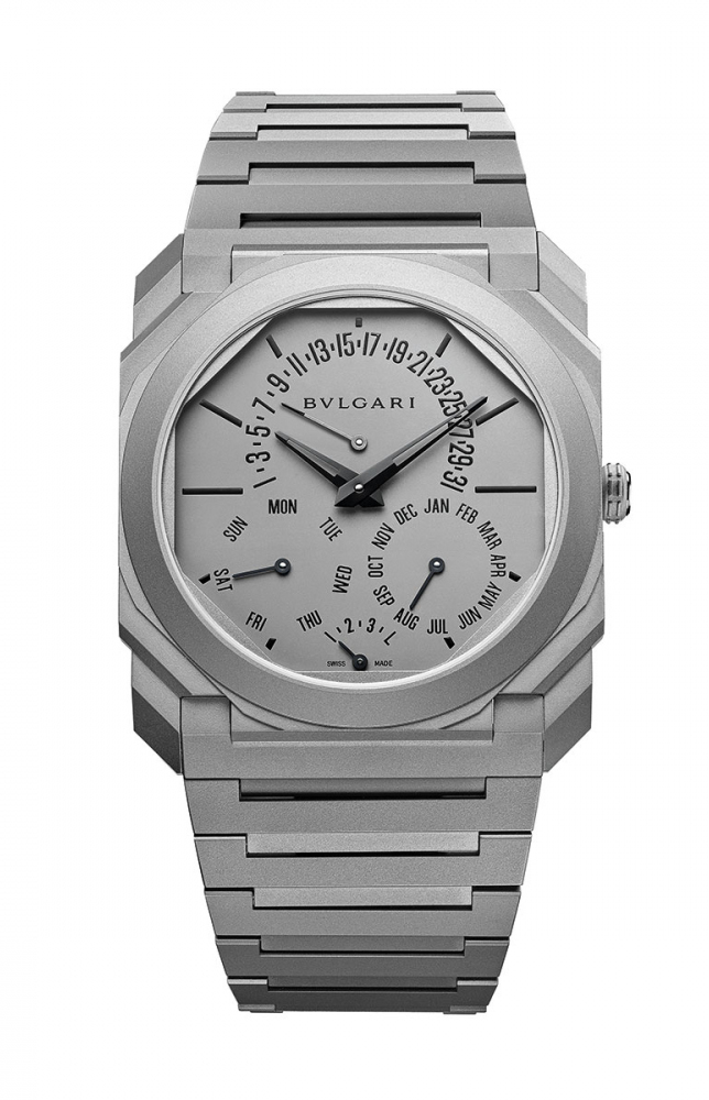 Bulgari Octo Finissimo Perpetual Calendar 42mm Watch
