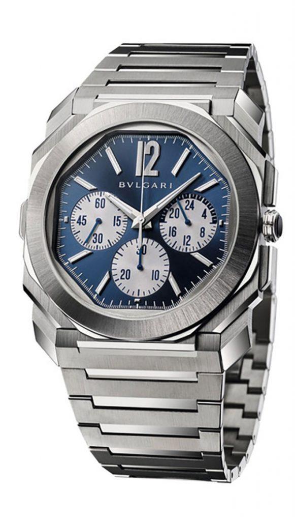 Bulgari Octo Finissimo Chronograph GMT 42mm Watch