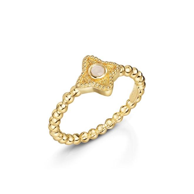 ROX Talisman Moonstone Ring
