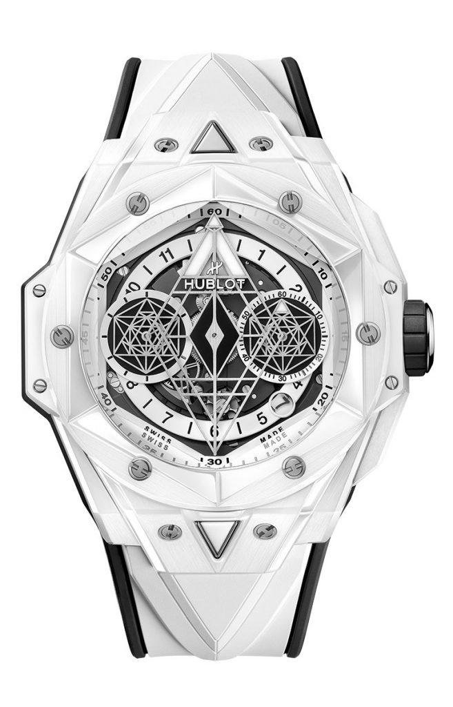 Hublot Big Bang Unico Sang Bleu II Blue Ceramic 45mm Watch