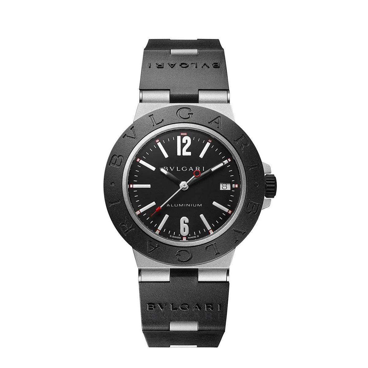 Bulgari Aluminium 40mm Watch
