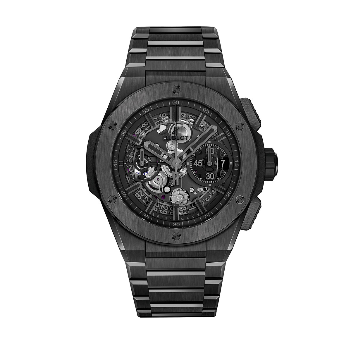 Hublot Big Bang Integral All Black 42mm Watch