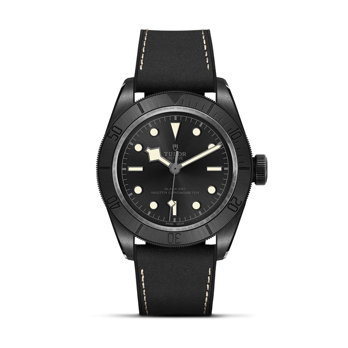 Tudor Black Bay Ceramic 41mm Watch