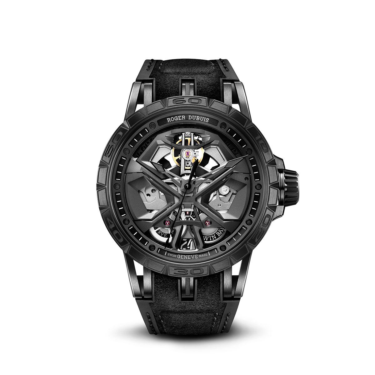 Roger Dubuis Excalibur Spider Huracan Watch