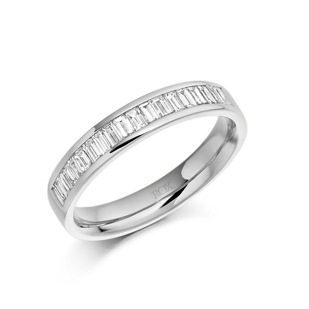 ROX Baguette Diamond Eternity Ring 0.56ct