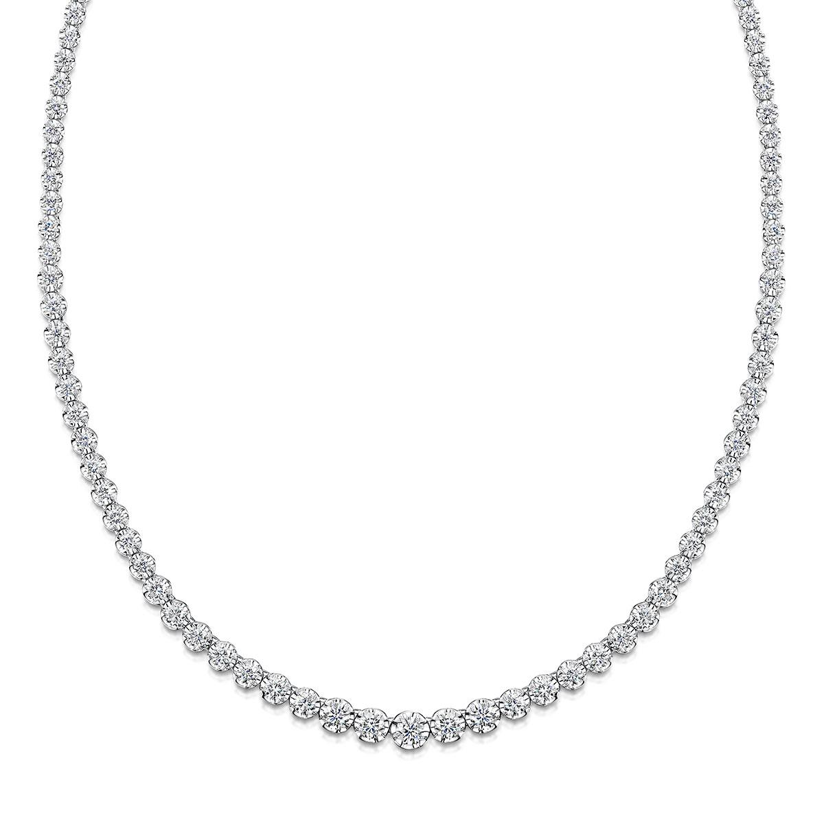 ROX Diamond Collar 7.00cts