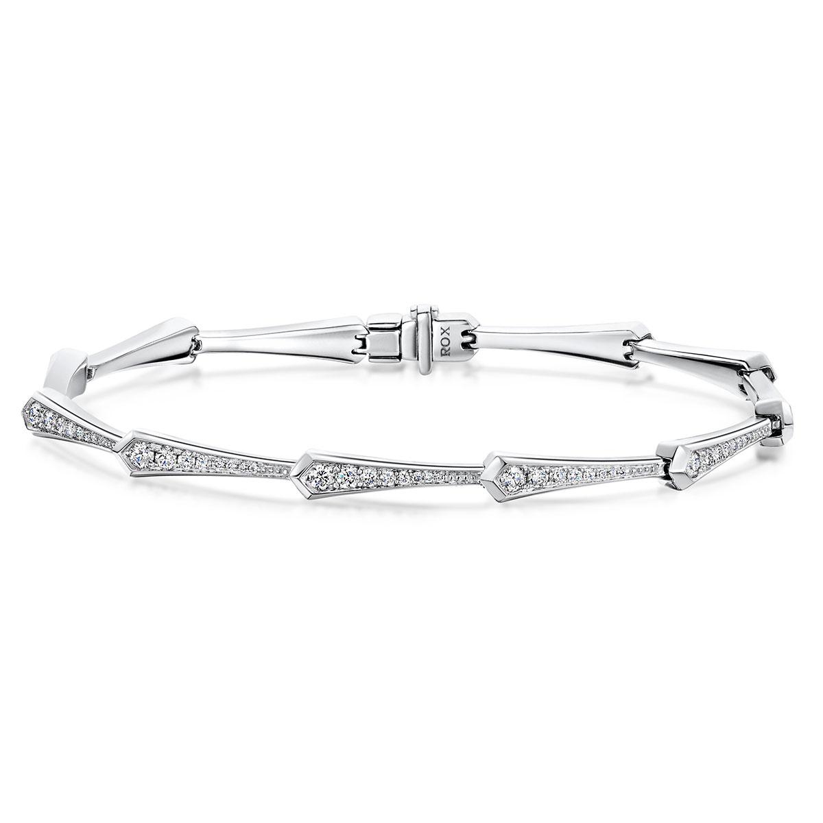 ROX Cosmic Diamond Bracelet 1.29cts