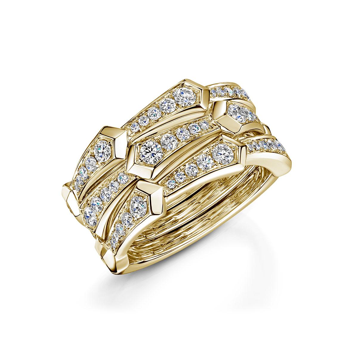 ROX Cosmic Diamond Ring 1.06cts