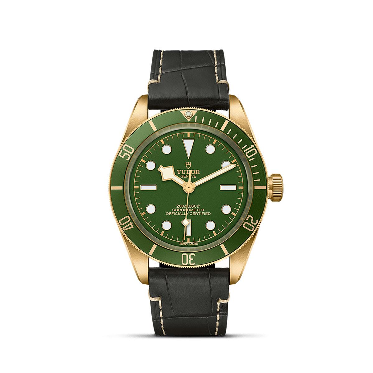 Tudor Black Bay Fifty-Eight 18K 39mm Watch