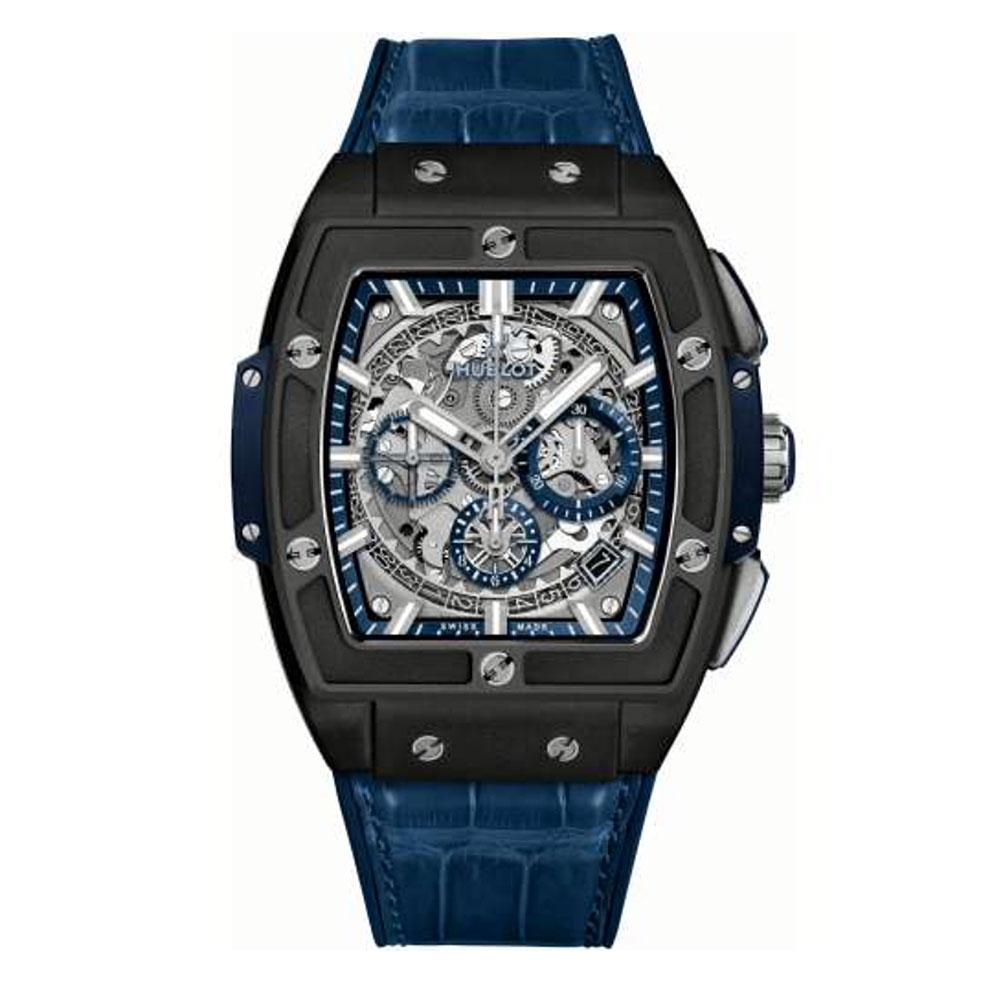 Hublot Spirit of Big Bang Ceramic Blue 45mm Watch