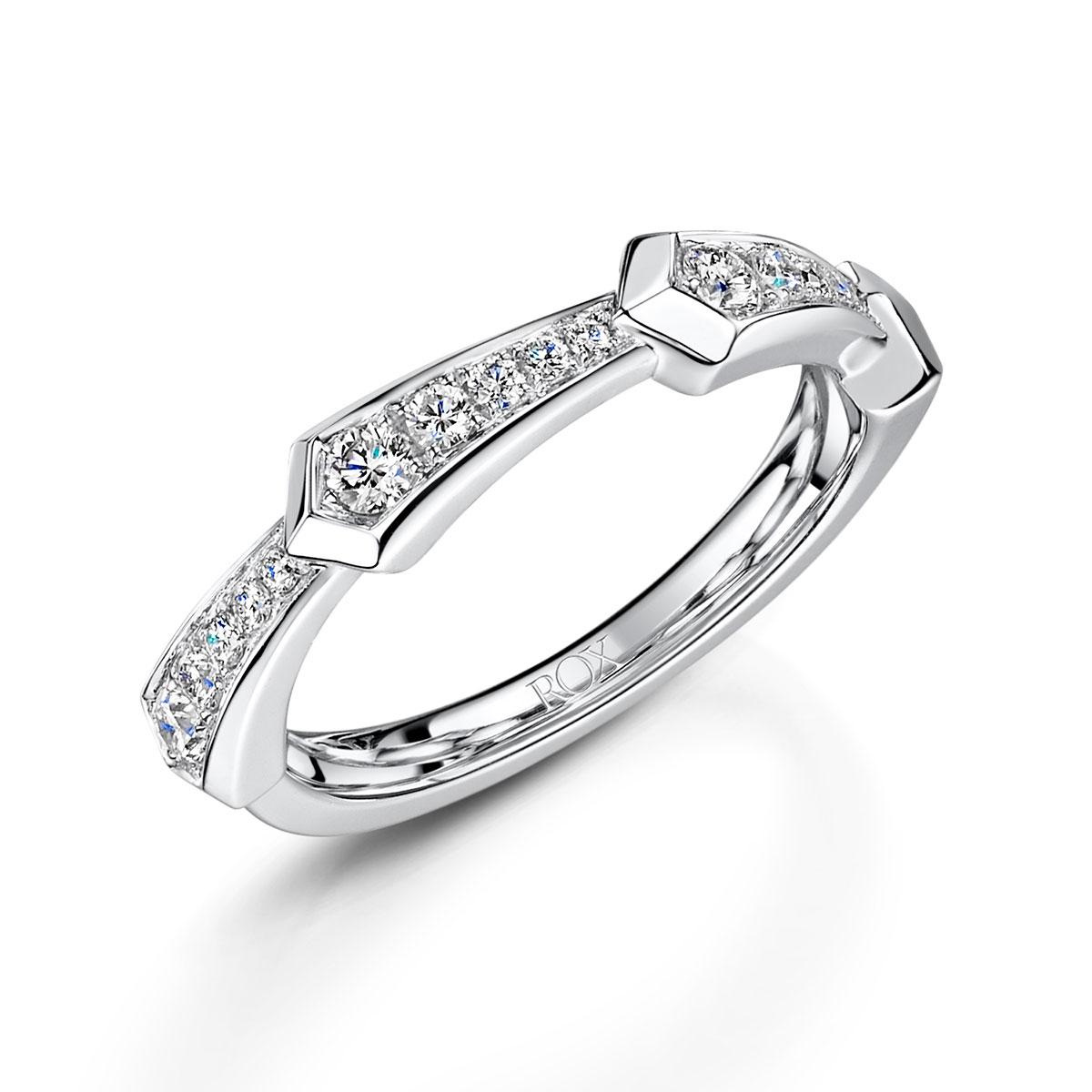 ROX Cosmic Diamond Ring 0.39cts