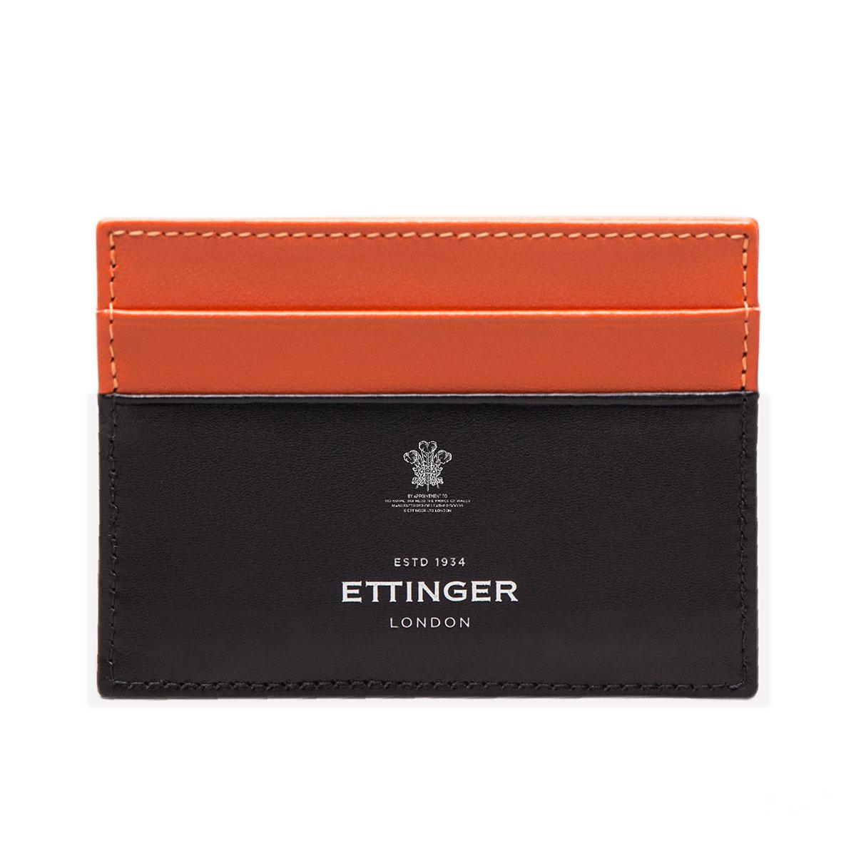 ETTINGER Sterling Flat Credit Card Case