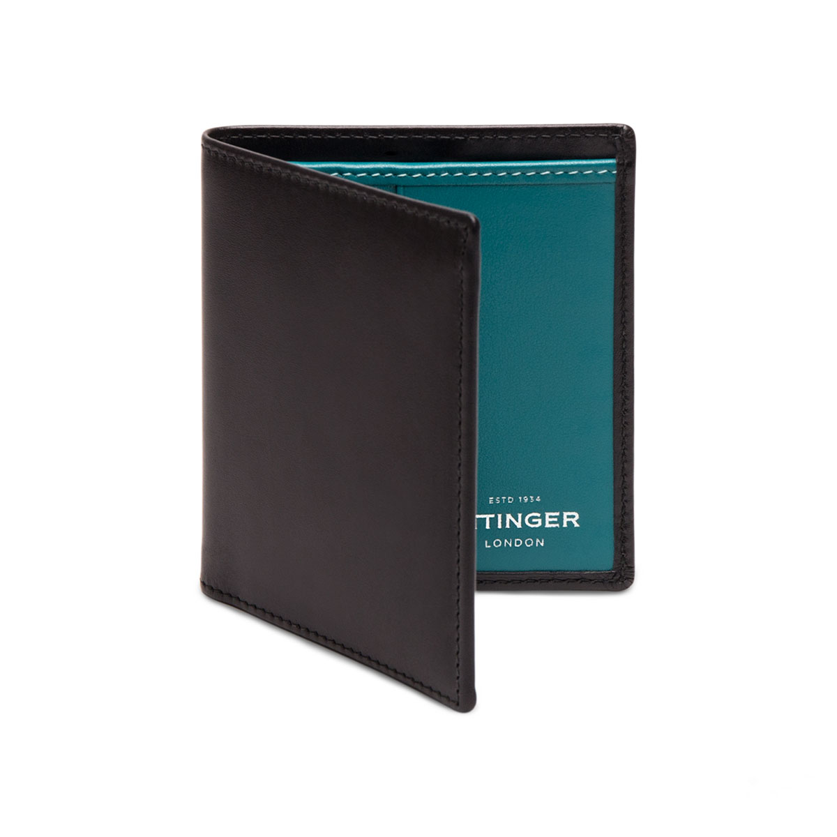ETTINGER Sterling Mini Wallet with 6 CC