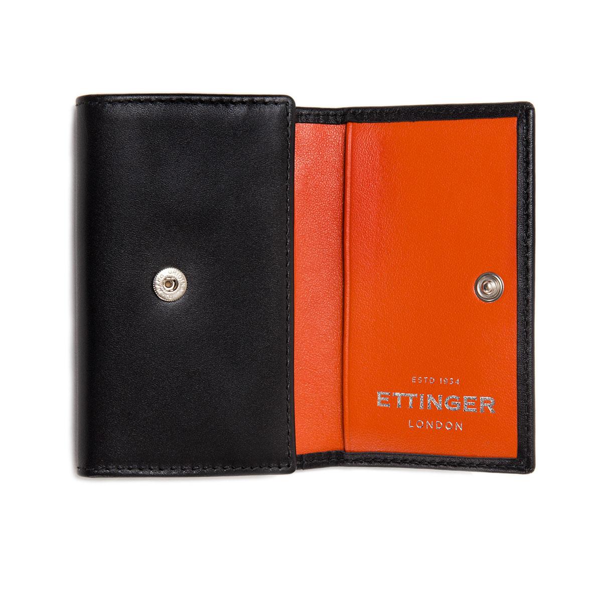 ETTINGER Sterling 6-Hook Key Case