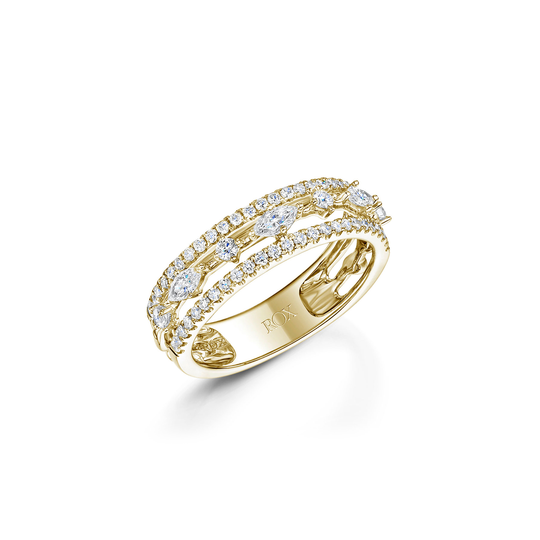 ROX Diamond Dress Ring 0.51cts