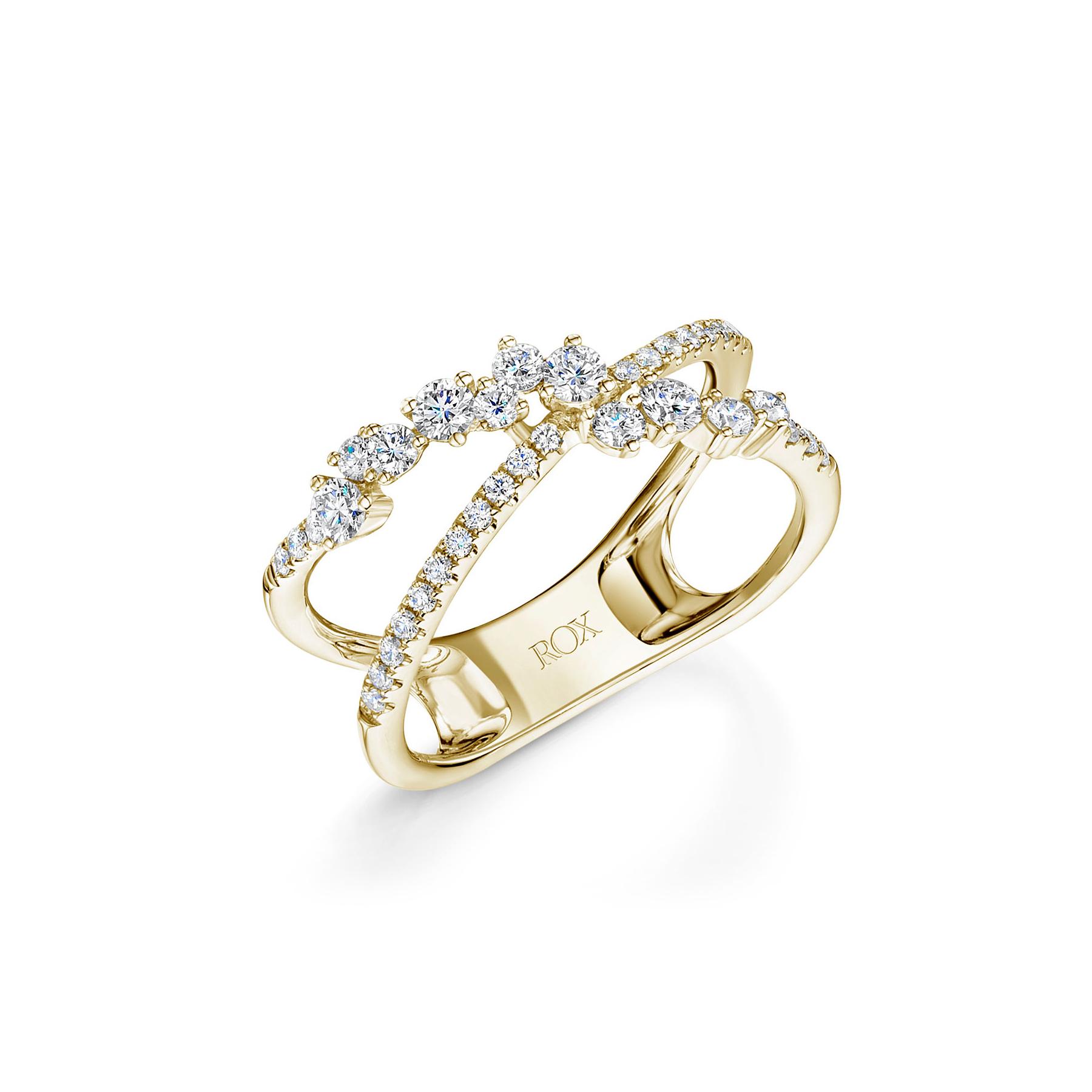 ROX Diamond Dress Ring 0.56cts