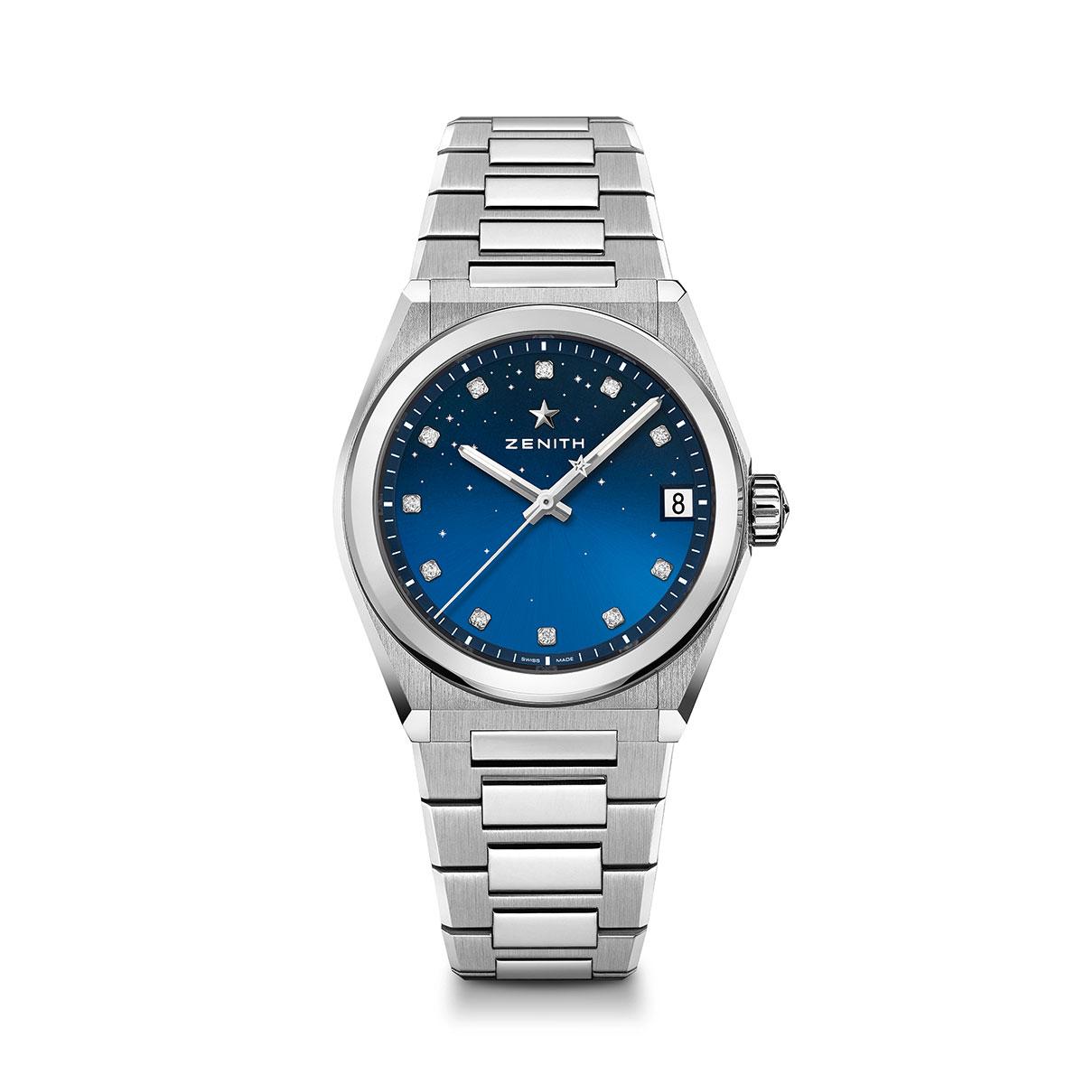 Zenith Defy Midnight 36mm Watch
