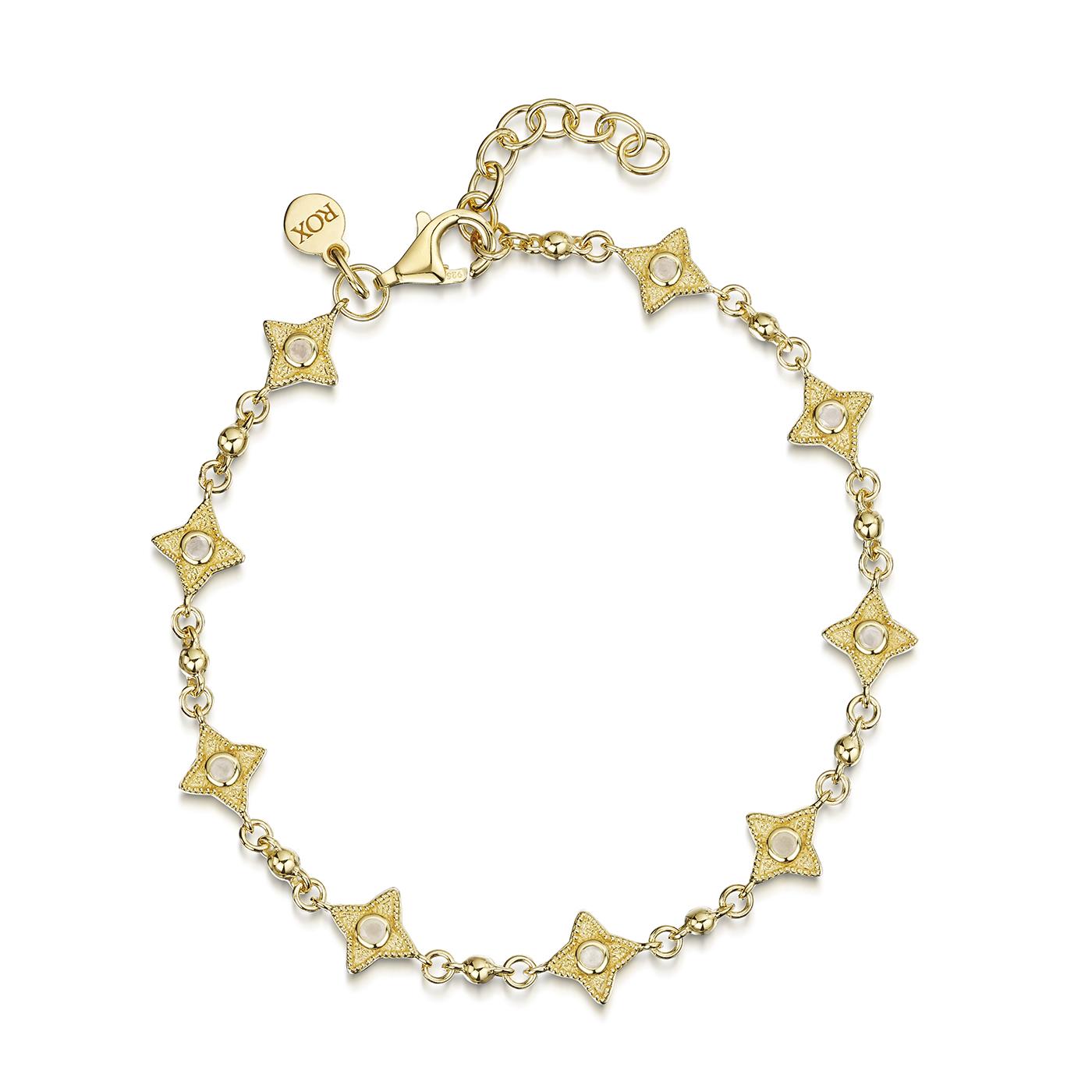 ROX Talisman Moonstone Bracelet