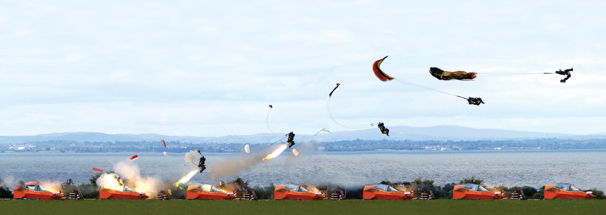 Bremont MB Ejection Testing
