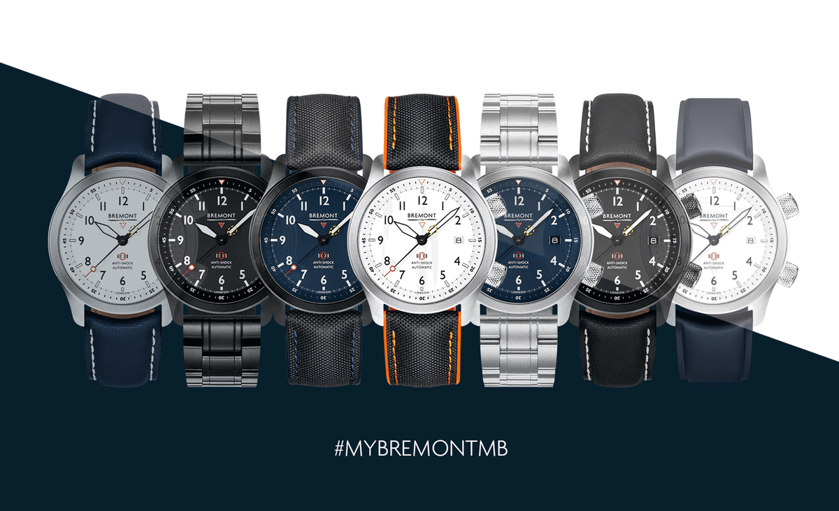Build your own Bremont
