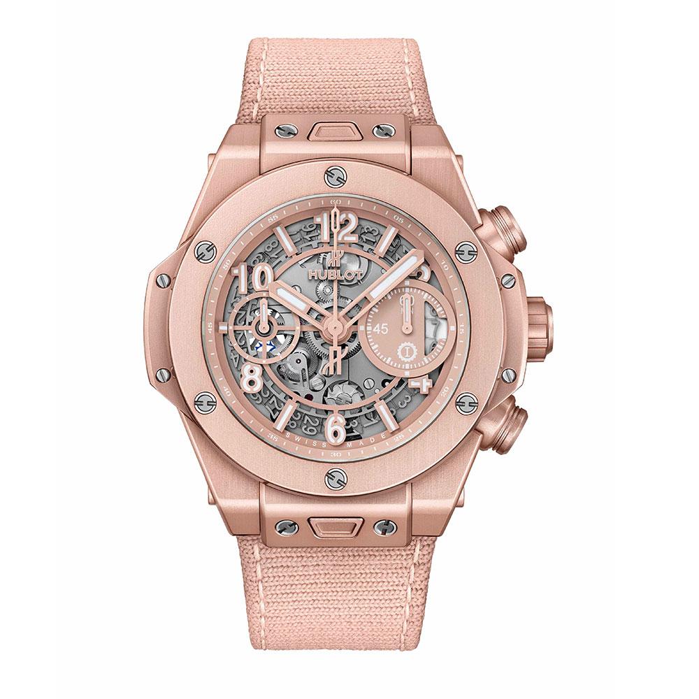 Hublot Big Bang Unico Millennial Pink Watch 42mm