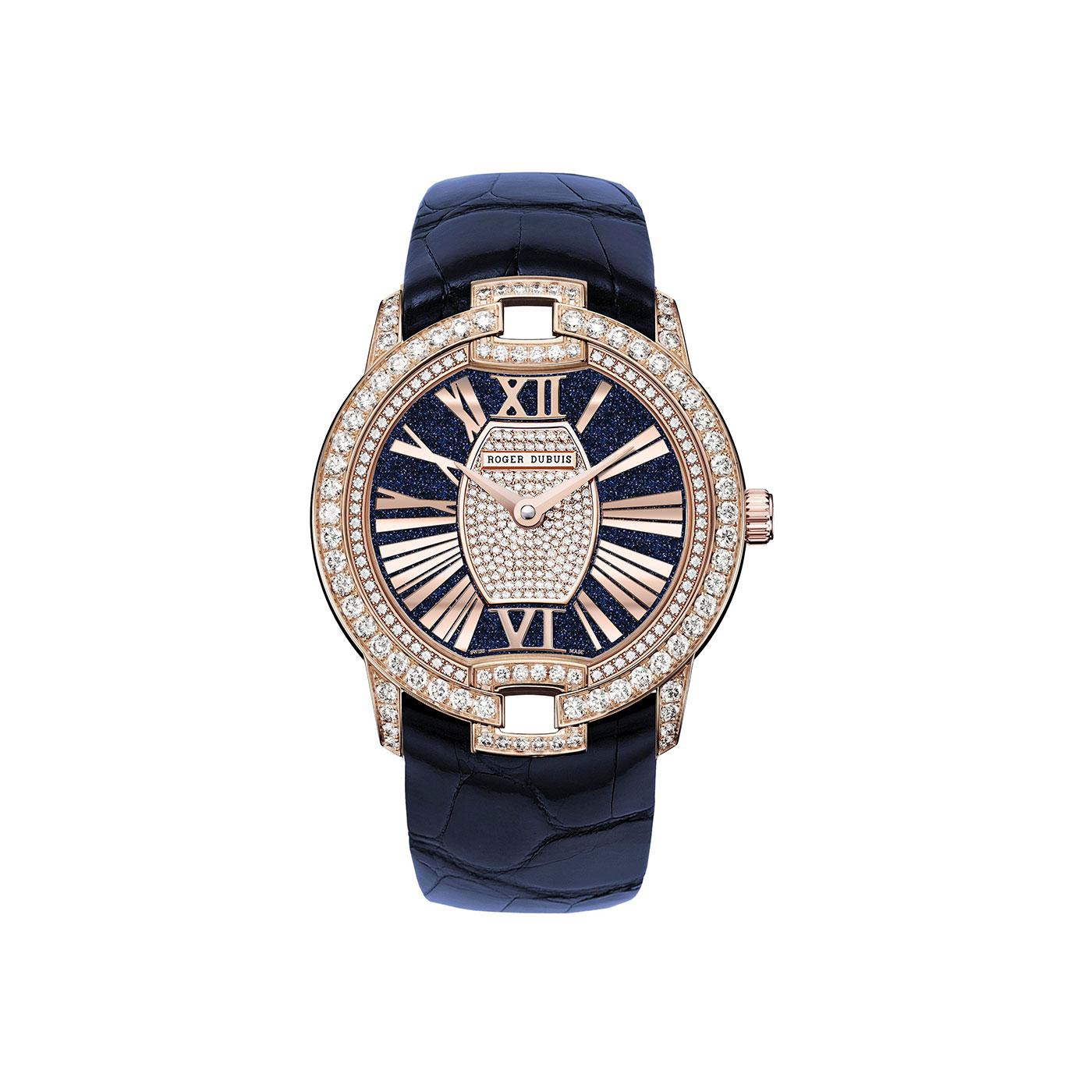 Roger Dubuis Velvet Watch