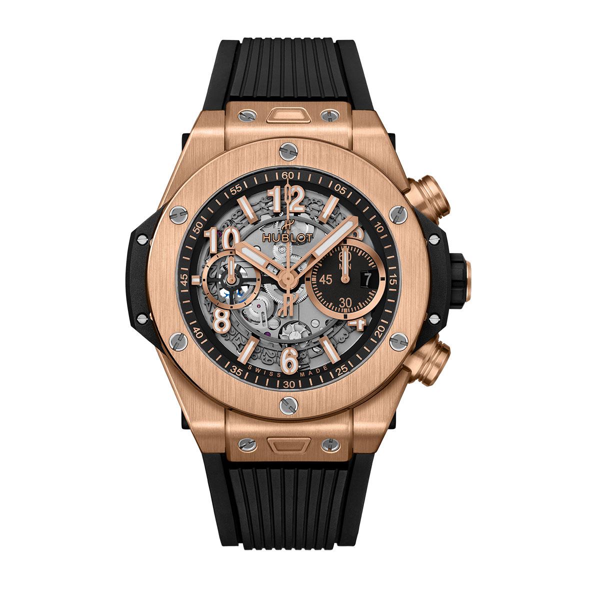 Hublot Big Bang Unico King Gold Watch 44mm
