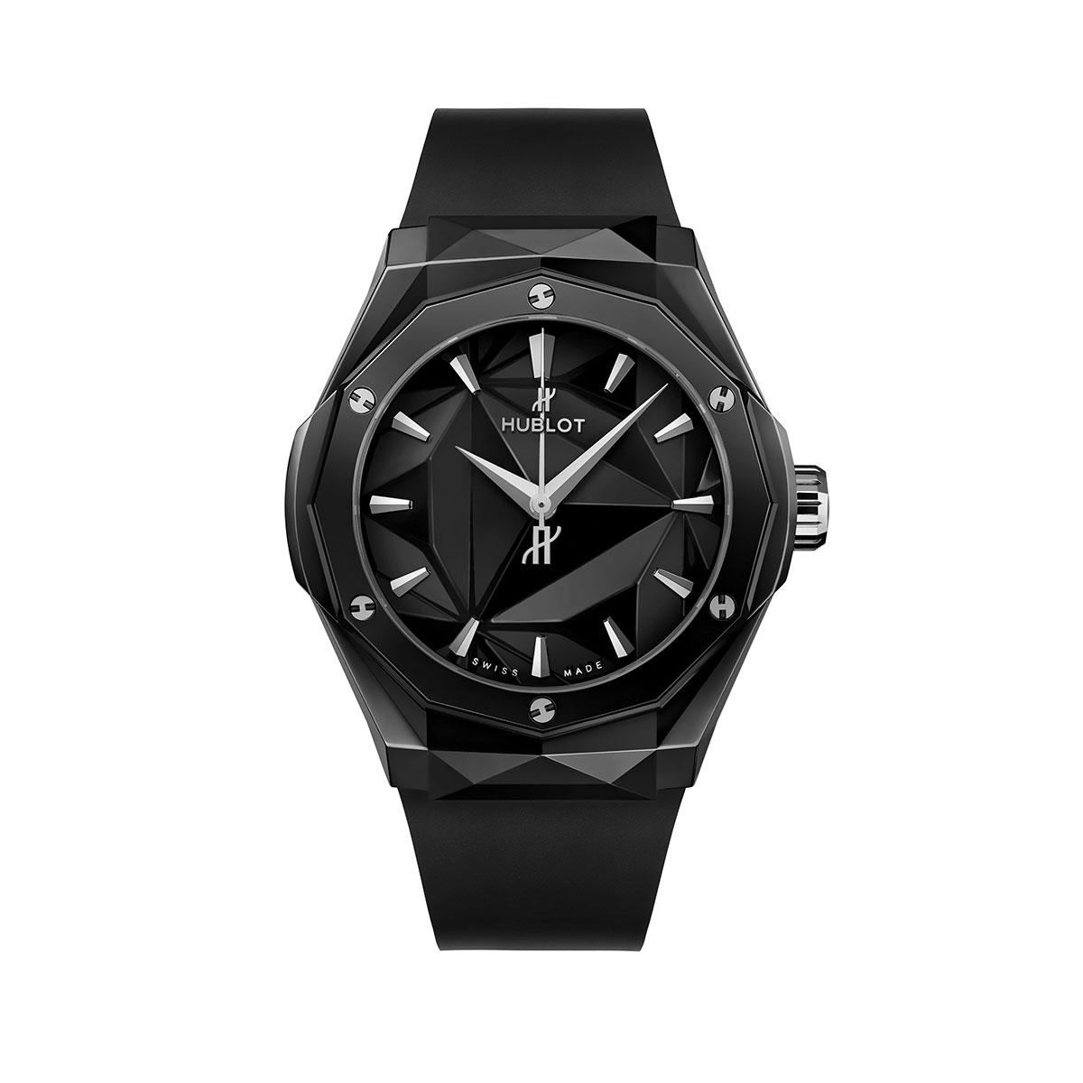 Hublot Classic Fusion Orlinkski Black Magic 40mm Watch