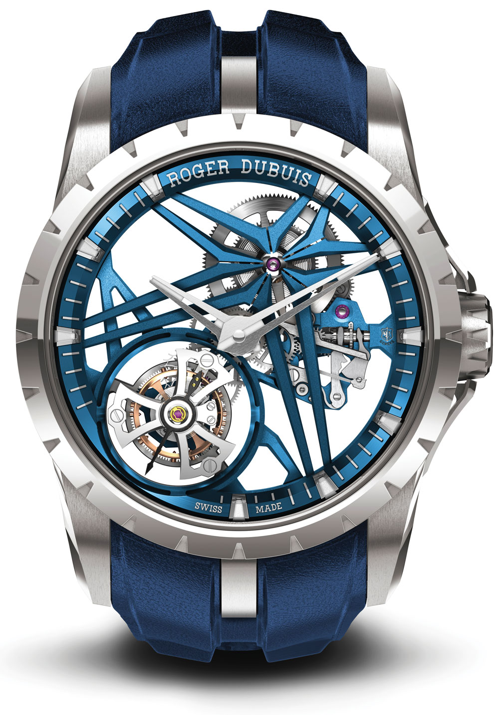 Roger Dubuis Excalibur Flying Tourbillon 42mm Watch